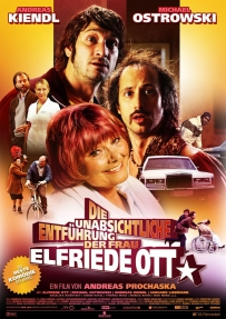The Unintentional Kidnapping of Mrs. Elfriede Ott