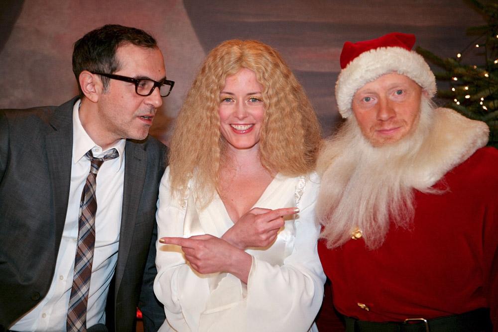 Weihnachtsfilm Schwarz Weiß